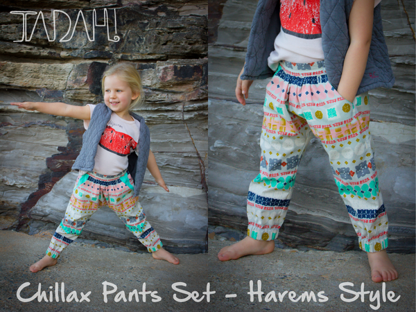 Chillax Pants: All You Need to Know About Harems