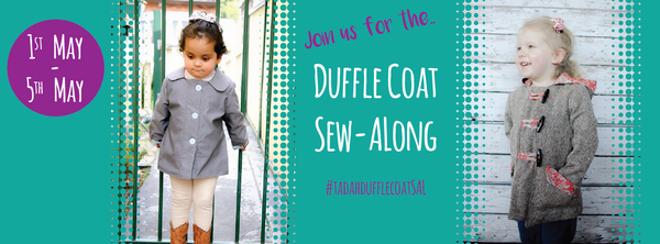 Sew-Along - Duffle Coat INTRO