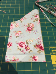 Tea Party tie sleeve 1