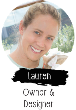 Lauren owner and designer