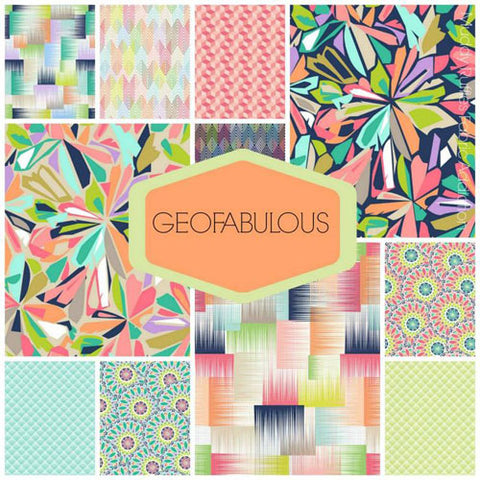 geofabulous fabric collection