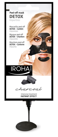 An October Offer Buy the Charcoal Peel Off Mask and Anti Fatigue Patches for £8.99 Saving £2.99
