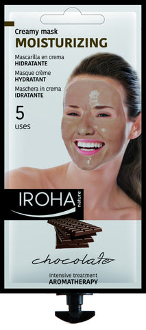 Chocolate Moisturizing Creamy Mask