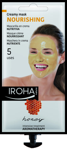 Honey Nourishing Creamy Mask
