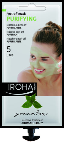 Green Tea Purifying Peel-Off Mask