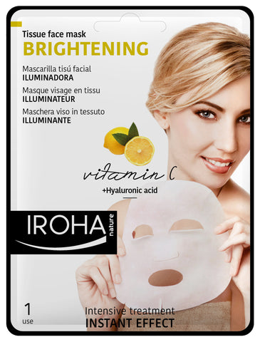 Brightening Antioxidant Vitamin C Mask