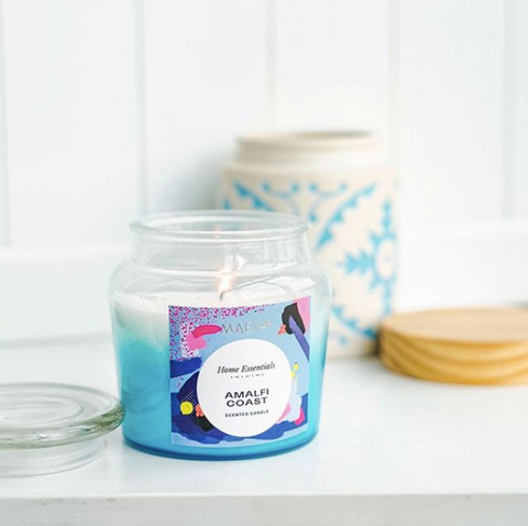 Amalfi coast, Scented candle