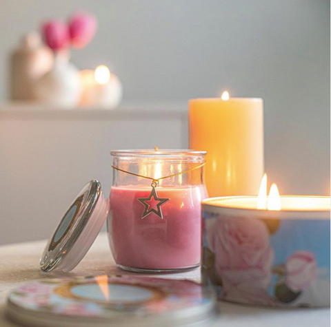 Online scented candles