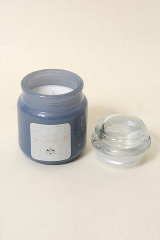 3 Oz Jar Scented Candle - Lavender
