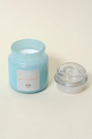 3 Oz Jar Scented Candle - Amalfi Coast