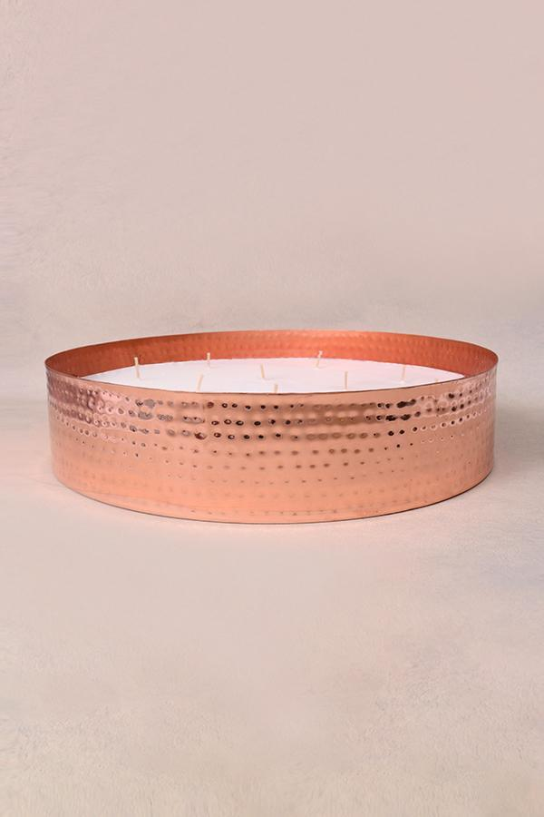 Copper Multi-Wick Candle