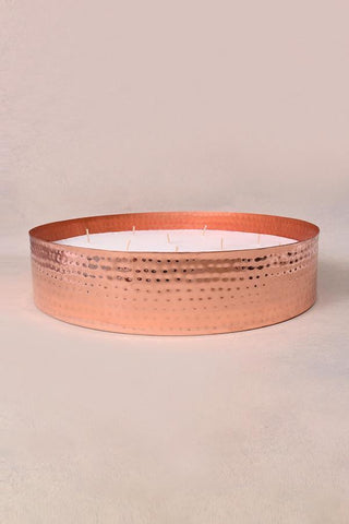 Copper Multi-Wick Scented Candle