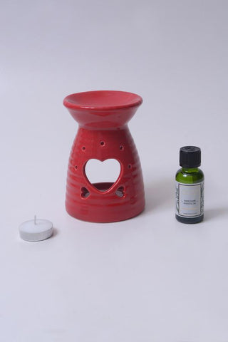 Red Heart Aromatherapy Set