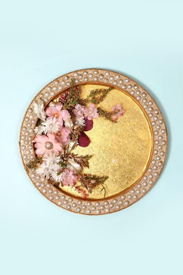 Mother of Pearl Deco Tray