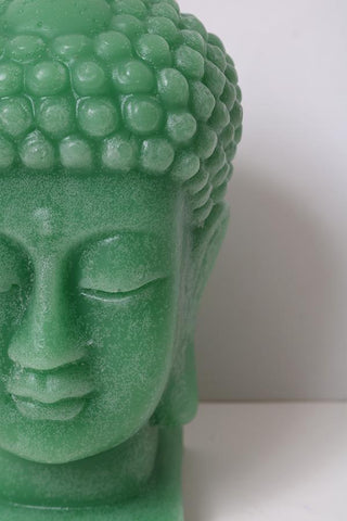 Buddha Unscented Candle
