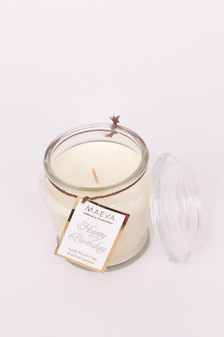 Birthday 12 OZ Jar Scented Candle