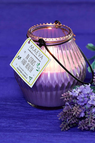Get Well Soon Starlight Candle