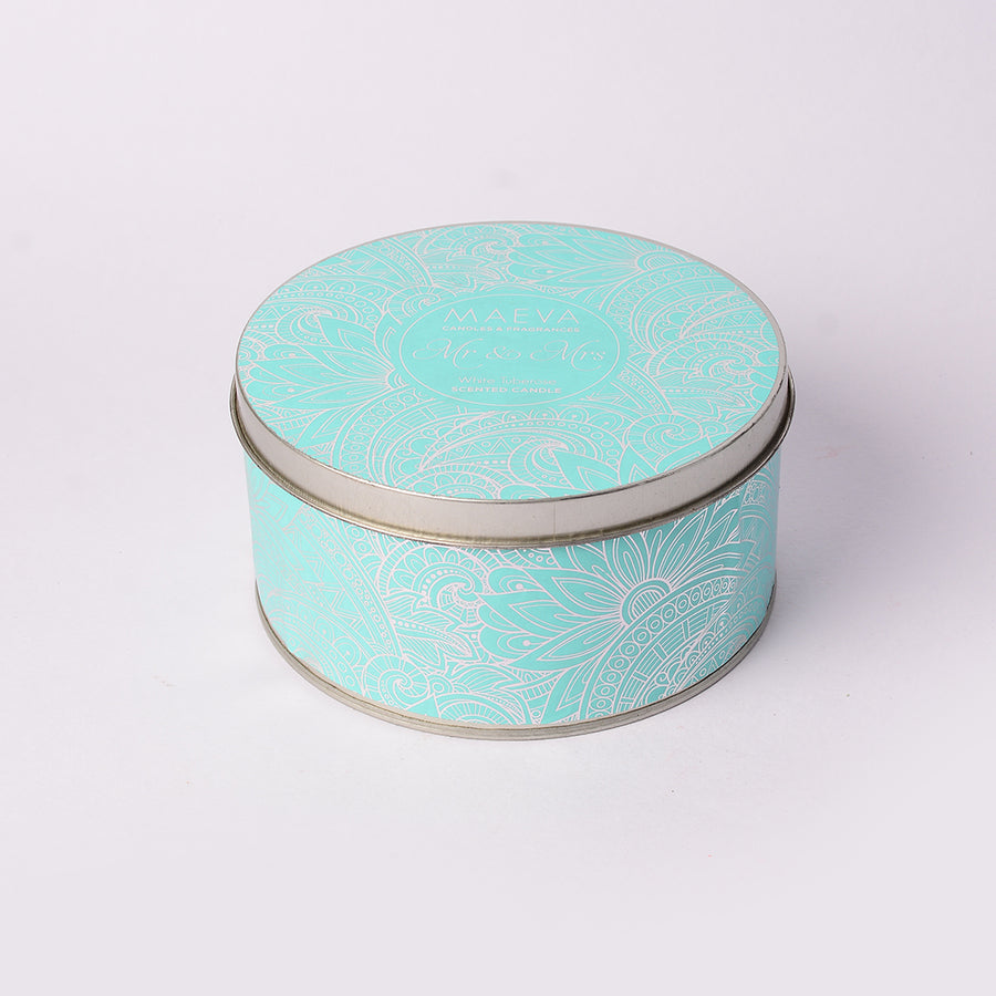 Wedding 3 Wick Tin Candle