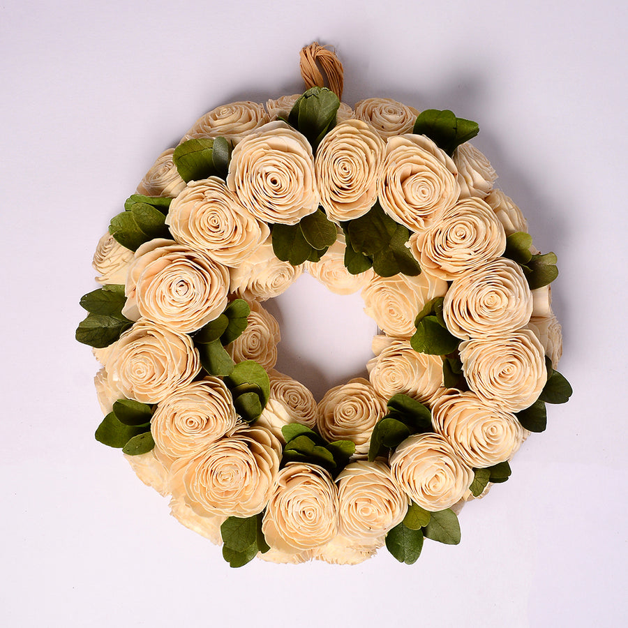 Circle of Love Wreath