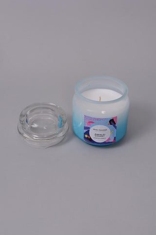 Amalfi Coast Bubble Jar Candle-S