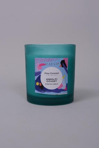 Amalfi Coast Frosted Candle