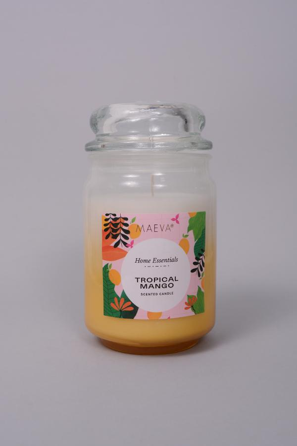 Tropical Mango Bubble Jar - L