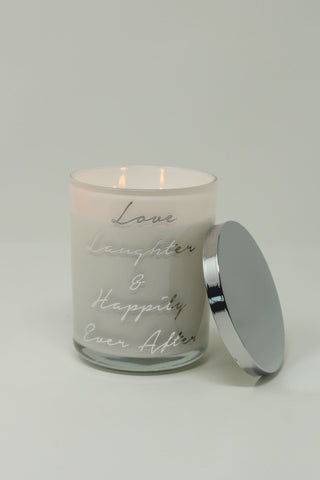 """Happily Ever After"" 15 Oz Candle"