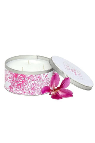 Mothers Day 3 Wick Big Tin Scented Candle