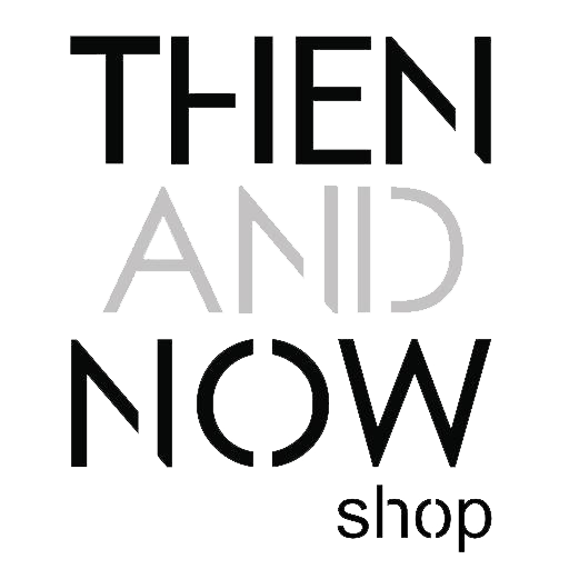 You can find us now also in THEN AND NOW Shop!