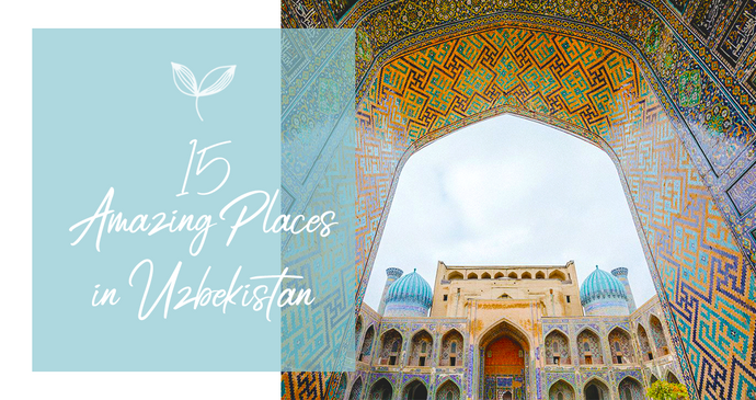 15 Amazing Places to Instagram in Uzbekistan (and Wow Your Followers)