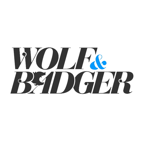 We are now in Wolf & Badger Store!
