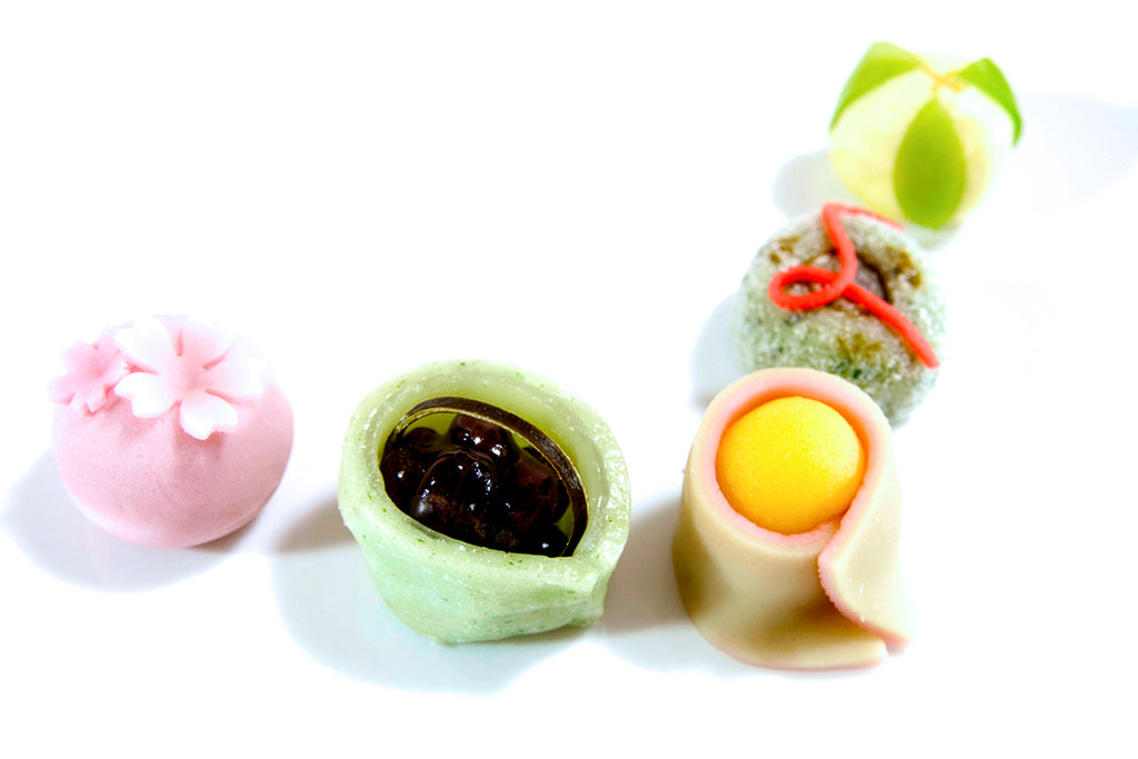 Beautiful Japanese sweets