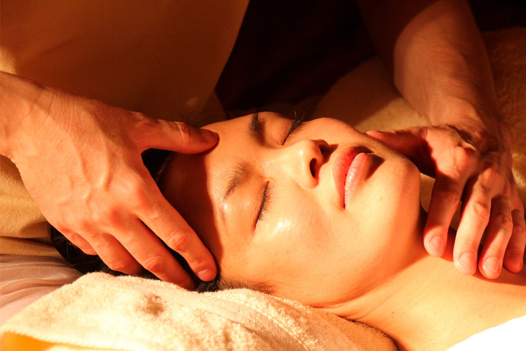Japanese spa - skin care