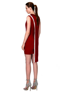 DOUBLE LAYER DRESS - Lemiché