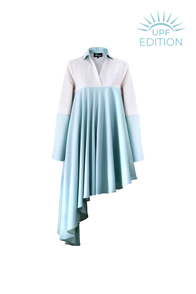 """SUNSWIRL"" DRESS – MINT - Lemiché"