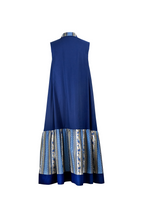 "Load image into Gallery viewer, ""LAZY AFTERNOON"" SLIT MAXI DRESS – CRUDE - Lemiché"