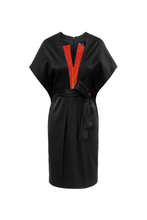 Load image into Gallery viewer, KIMONO JACQUARD DRESS - Lemiché