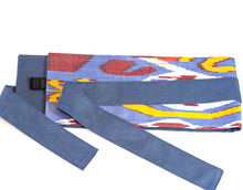Load image into Gallery viewer, IKAT WIDE OBI BELT - Lemiché