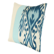 Load image into Gallery viewer, Ikat decorative cushion cover