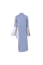 "Load image into Gallery viewer, ""CIRRUS"" ASYMMETRICAL TUNIC - LAVENDER - Lemiché"