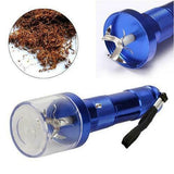 Battery Powered Grinder Spice Leaf Herb Tobacco Crusher
