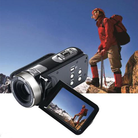 HD 1080P LCD Camcorder Video Camera