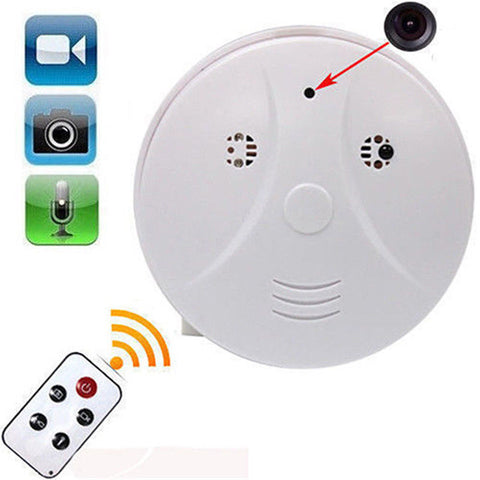 Hidden 1080P HD Spy Mini Camera Motion Activated Video Recording With Remote Control