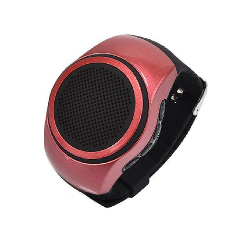 Bluetooth Sports Music Watch Mini Speaker