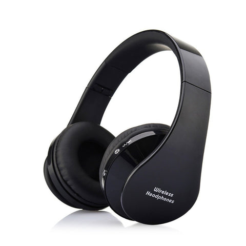Auriculares Fold able Wireless Bluetooth Earphone Headset