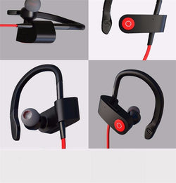 Wireless Bluetooth Headset Sports Earphone Jogging Headset