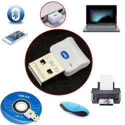 Mini USB Bluetooth V 4.0 Wireless Adapter Audio Transmitter