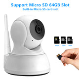 1080P 720P Home Security IP Camera Two Way Audio Wireless Mini Camera