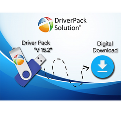 Driver Pack Solution 15.2 Digital Download