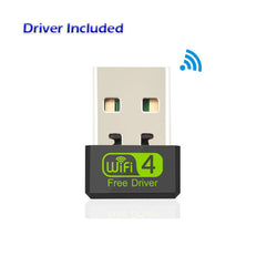 Mini USB Wi-Fi Adapter MT7601 150Mbps Wi-Fi Adapter No Driver CD Needed
